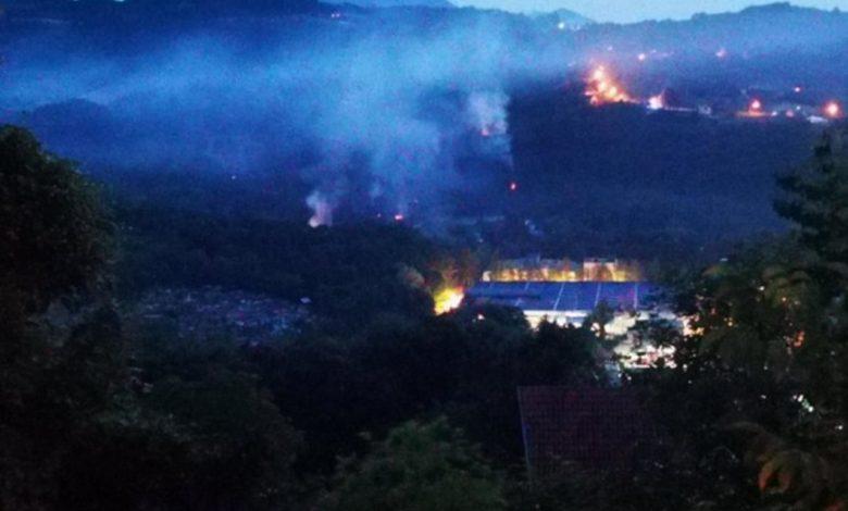 Photo of Eksplozija u fabrici Sloboda u Čačku, naređena evakuacija stanovništva