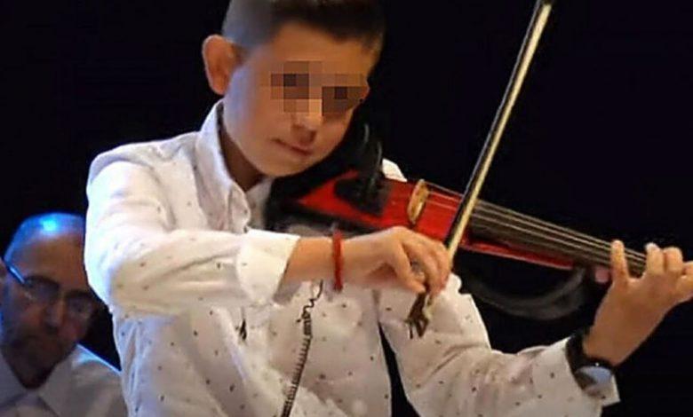 Photo of Mladi srpski violinista se probudio iz kome, kršten u bolnici na Spasovdan
