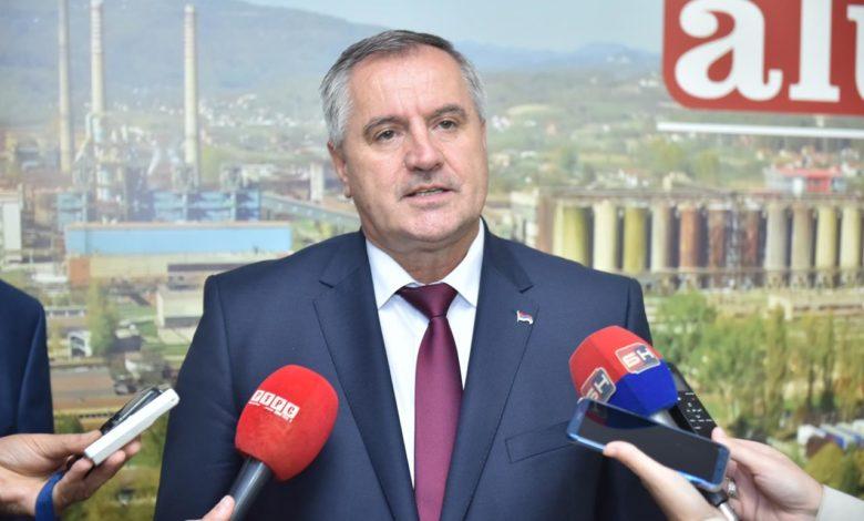 """Photo of Premijer Radovan Višković za """"Alumina info"""":  NEDOPUSTIVA ODLUKA USTAVNOG SUDA BiH"""