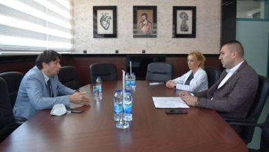 Photo of Posjeta dekana Medicinskog fakulteta Foča zvorničkoj bolnici