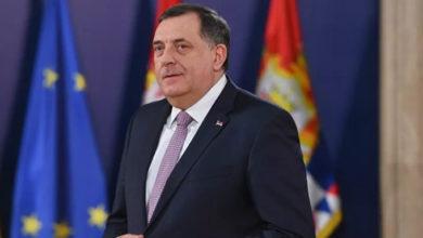 Photo of Dodik: Sa Milanovićem približeni stavovi