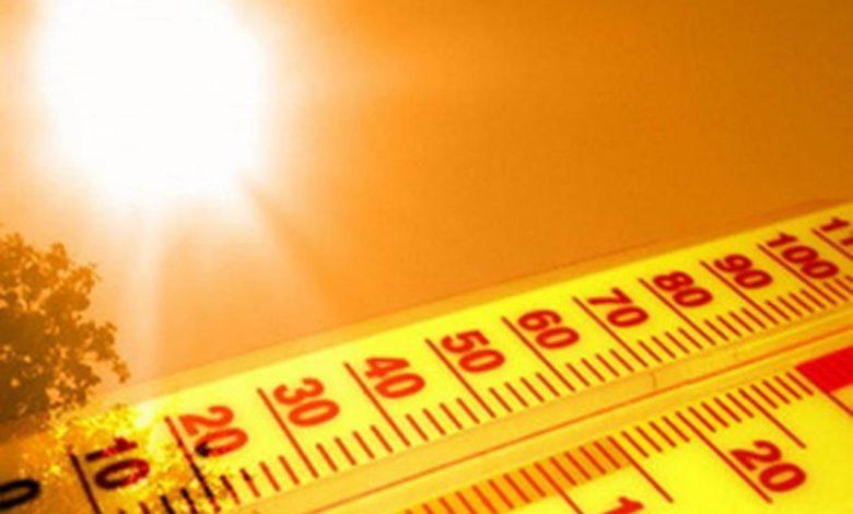 Photo of Narandžasto upozorenje zbog visoke temperature