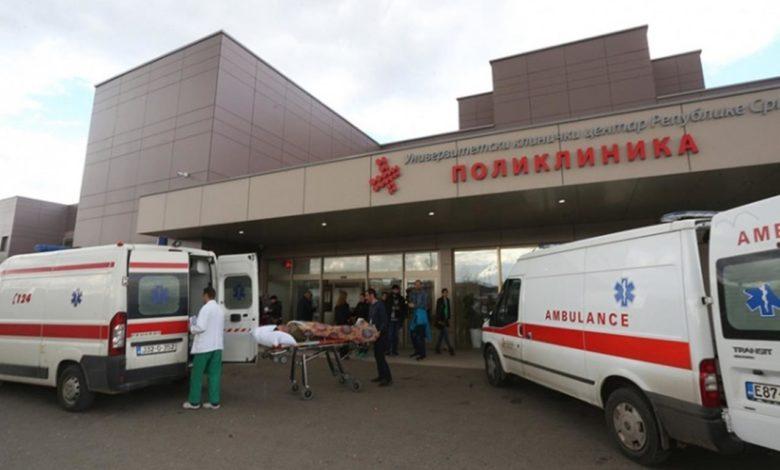 Photo of Kovačević: Preko 95 odsto bolesnika na intenzivnoj njezi nije vakcinisano