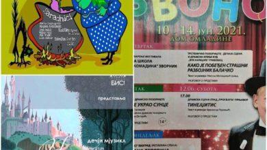 """Photo of Danas se završava VIII  međunarodni festival dječijeg pozorišta """"Zvono"""""""