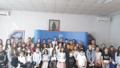 Photo of Stevanović upriličio prijem za vukovce osnovnih škola
