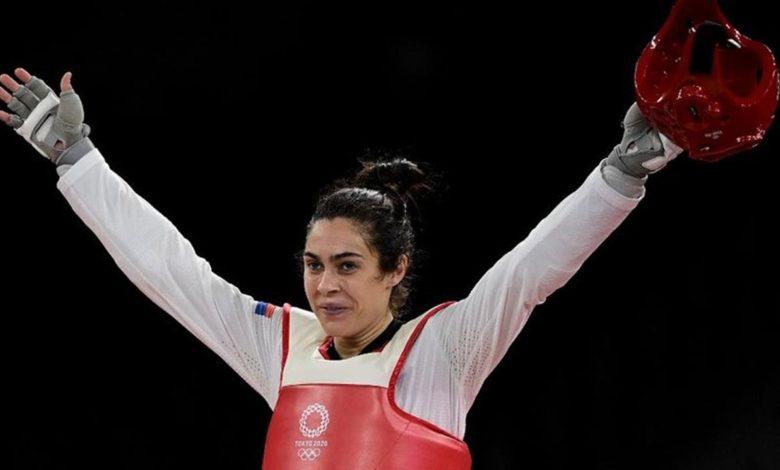 Photo of Milica Mandić donjela Srbiji prvo zlato u Tokiju!