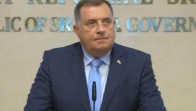 Photo of Dodik: Šmit nije visoki predstavnik, bavi se pitanjima koja nemaju veze s njim