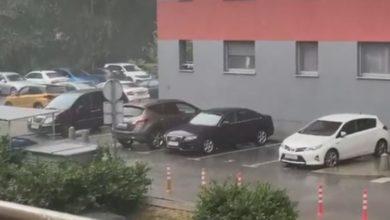 Photo of Obilna kiša u Zagrebu, poplavljene ulice i podrumi