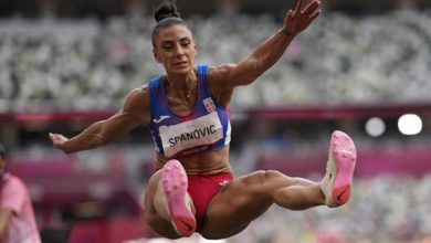 Photo of Ivana Španović bez medalje u Tokiju