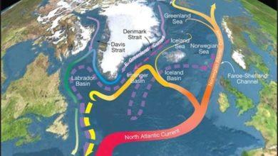 Photo of Struje u Atlantskom okeanu pokazuju da stižu velike vremenske promjene