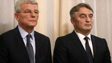 Photo of Džaferović i Komšić odabrali ulogu poniženih sluga