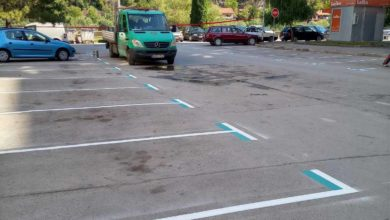 Photo of Nastavak obilježavanja parking zona