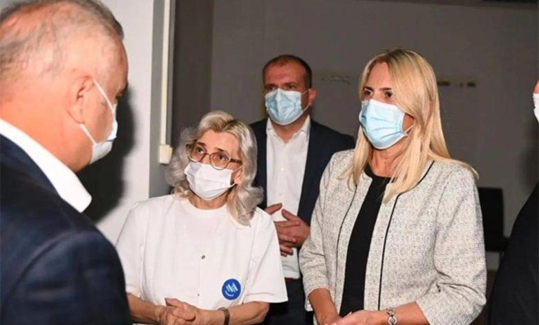 Photo of Cvijanović: Vakcina protiv virusa korona – jedini način za zaštitu zdravlja