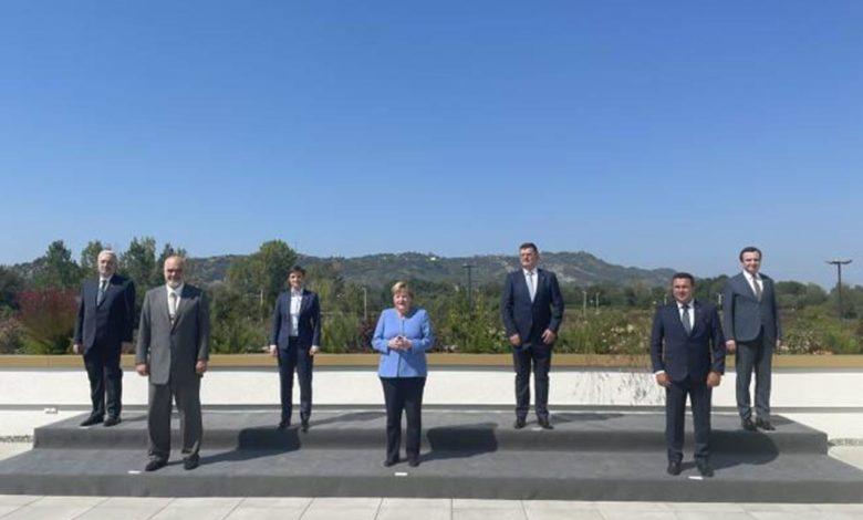 Photo of Tegeltija u Tirani; Merkelova na radnom ručku sa liderima zapadnog Balkana