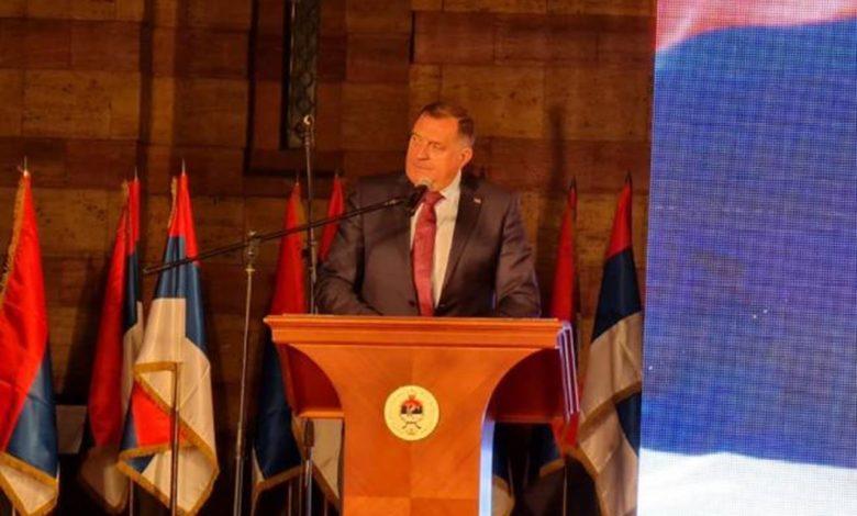 Photo of Dodik: Nikada veće jedinstvo između Srpske, Srbije i SPC