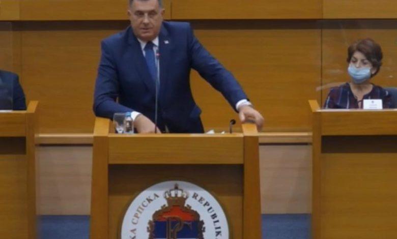 Photo of Dodik: Istorijski dan za Srpsku i Srbiju