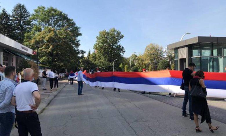 Photo of SNSD u Banjaluci organizovao svečani defile