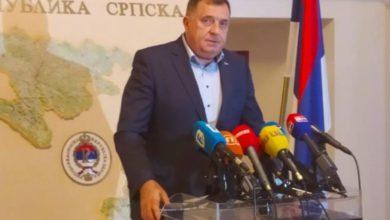 Photo of Dodik: Komšićev postupak pokazuje da u BiH vlada haos