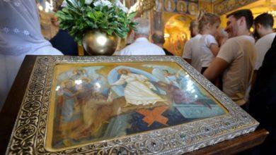 Photo of Patrijarh i mitropolit stigli u Hram u Podgorici