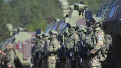 Photo of Vojska Srbije na dva kilometra od Jarinja; Na terenu četiri oklopna vozila