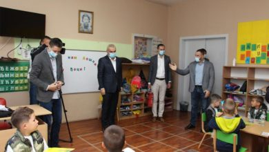 Photo of Gradonačelnik poželio učenicima srećan početak nove školske godine