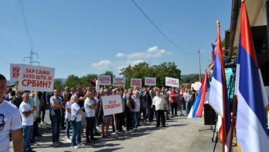 Photo of Zvornik: Ogorčenje zbog nepravedne presude Srećku Aćimoviću