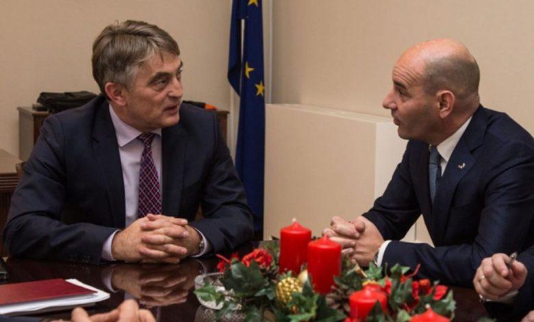 Photo of Zategnuto nakon hapšenja Vranja: Ambasador Srbije odbio Komšića?