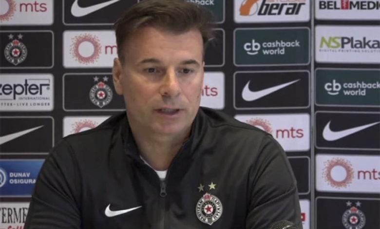 Photo of Stanojević u razgovoru sa navijačima: Možemo do titule
