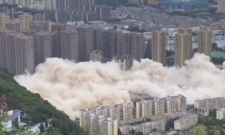 Photo of U Kini istovremeno srušeno 15 nebodera (video)