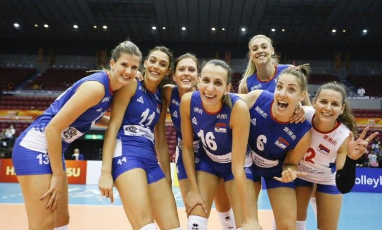 Photo of Srpske odbojkašice večeras brane zlato