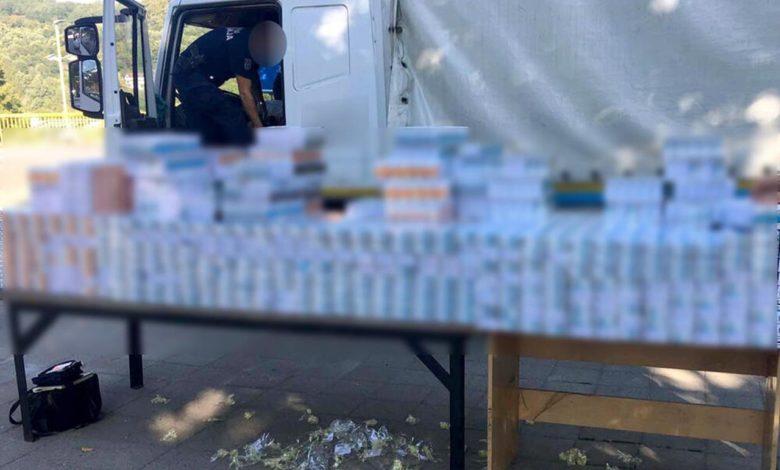 Photo of Na graničnom prelazu Mali Zvornik zaplijenjeno 1200 bokosova cigareta