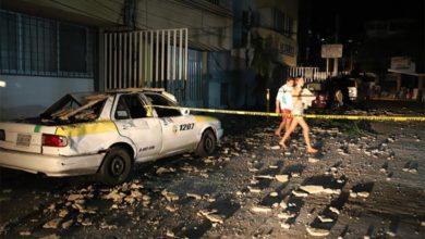 Photo of Snažan zemljotres pogodio Meksiko, snimljena čudna svjetlost (video)