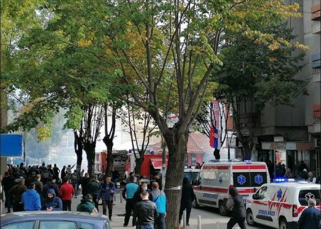 Photo of Akcija kosovske policije u Sjevernoj Mitrovici (VIDEO)