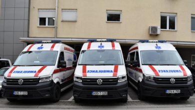 Photo of Novo sanitetsko vozilo – donacija za JZU Bolnica Zvornik